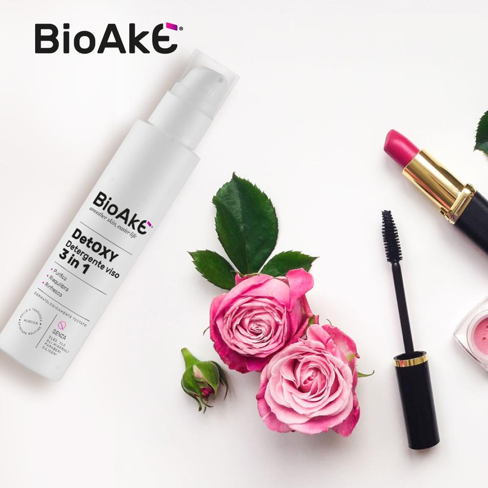 make up e acne