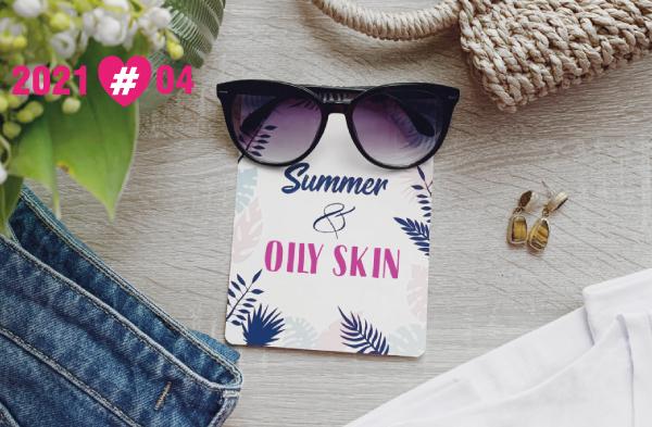 summer e oily skin pelle grassa estate